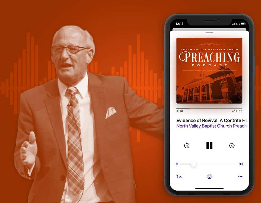 North Valley Baptist Church Preaching Podcast
