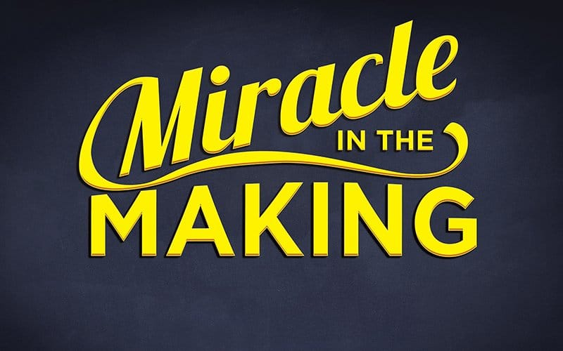 Miracle in the Making (2014)