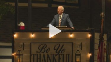 A Thankful Church or a Murmuring Church by Dr. Jack Trieber