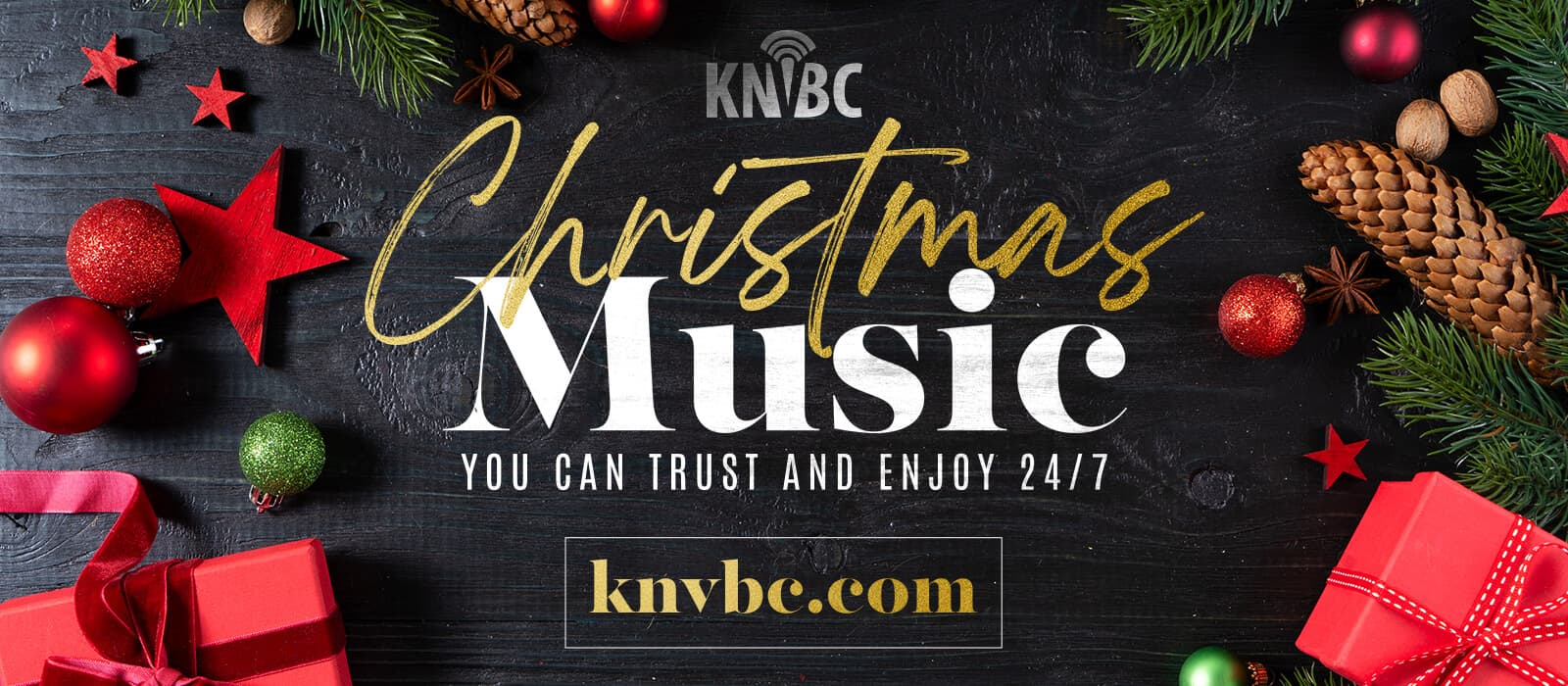 Christmas Music on KNVBC