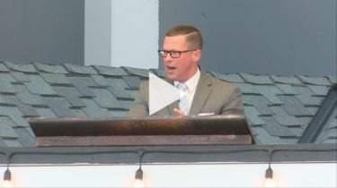 Sticks and Stones Are Just Part of Wall Building by Bro. Justin Cooper