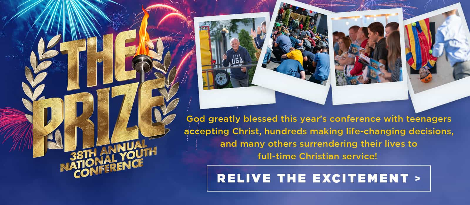 Relive Youth Conference 2021